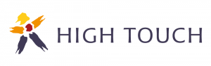 High Touch: Executive Search from Field to Fork Logo